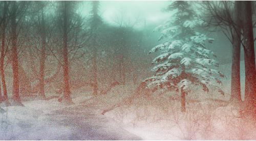 La neve ac-cade